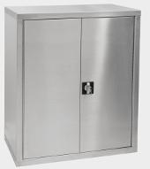 Stainless Steel lockers & Cupboards